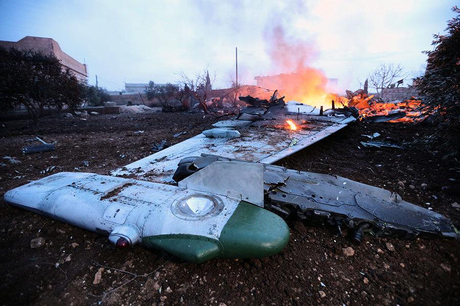 俄戰機在敘利亞被擊落 飛行員被殺