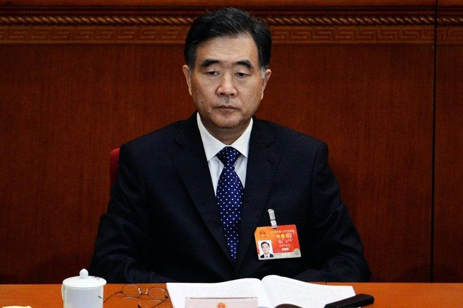 汪洋任中共政協主席 未來五年面臨三大考驗