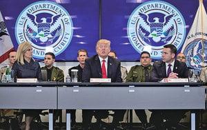 針對不接收遭遣返國民及對美輸出毒品國家 美考慮切斷援助和實施制裁