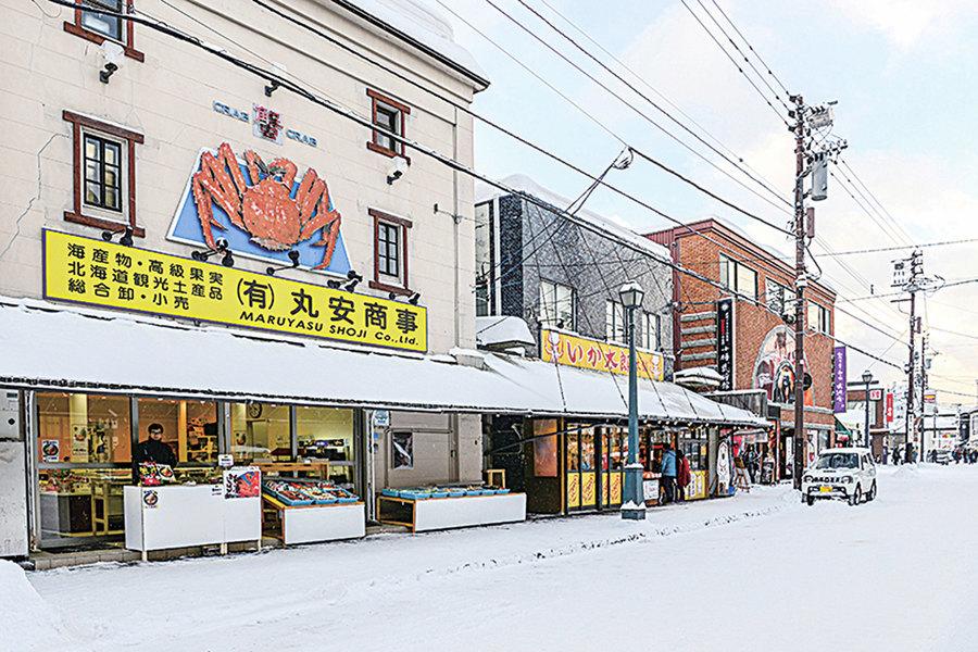 走訪日本小樽 宛若童話裏的浪漫景色