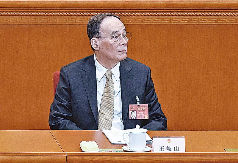 王岐山回歸當選人大代表釋訊號