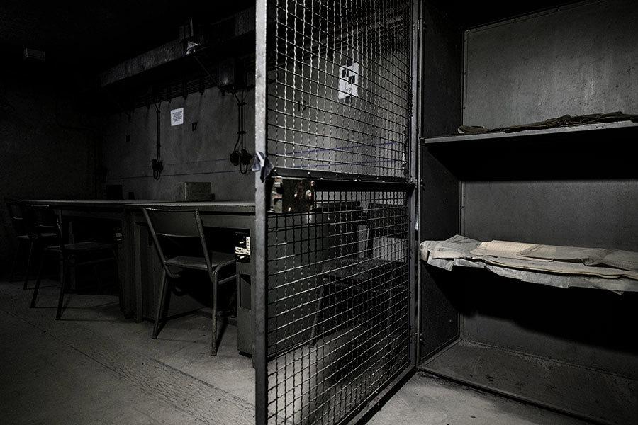 時空膠囊藏巴黎地下 二戰碉堡如「睡美人」