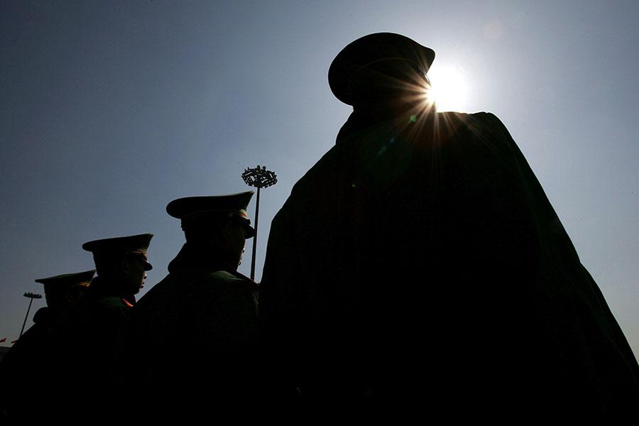 近期,中共官場再次頻繁出現人事大調動,尤其是政協一把手跨省對調被視為罕見。(Andrew Wong/Getty Images)