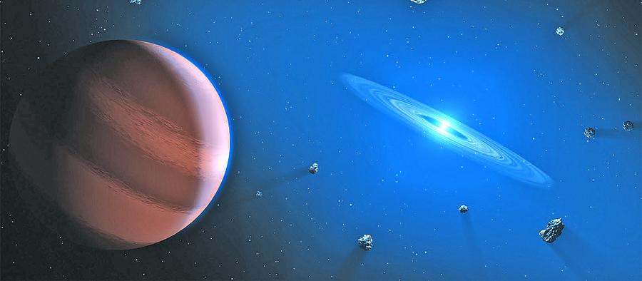 天文學家:銀河系或有一萬個類地文明
