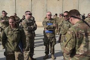 擊敗伊拉克的IS後 美軍向阿富汗增兵