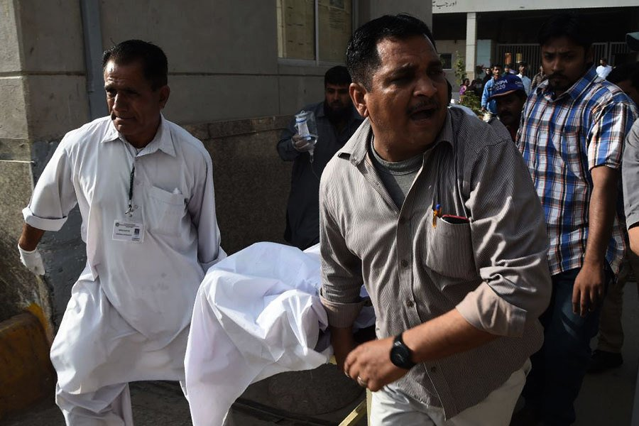 巴基斯坦兩華人被槍擊 遭射殺者為公司高管