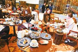 【米芝Gi周記】文華東方酒店古董下午茶
