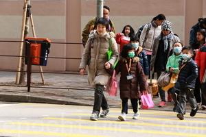 流感嚴峻 幼園小學明起停課防爆發