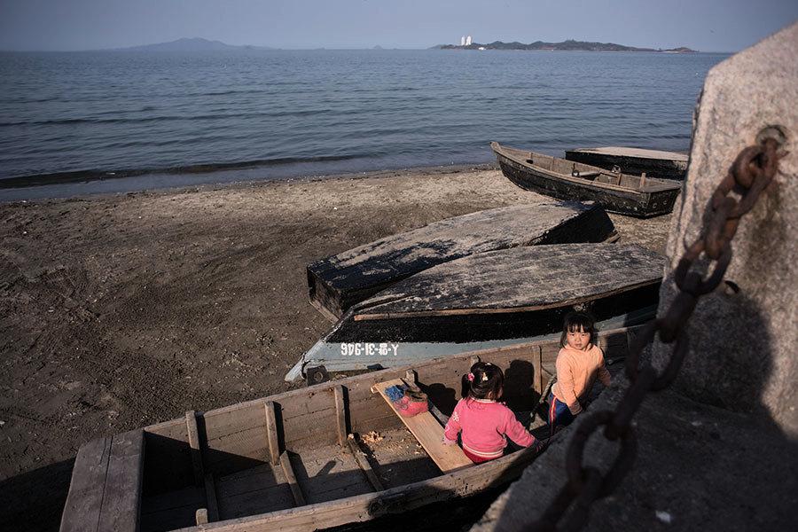 韓媒:北韓盯上江原道 嚴防士兵乘船逃脫