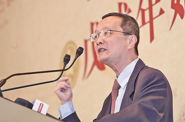 瑞信亞太區私人銀行董事總經理兼大中華區副主席陶冬。(余鋼/大紀元)
