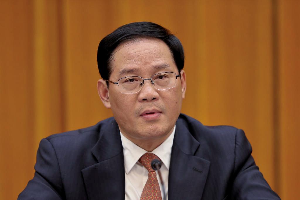 習近平前大秘、原江蘇省委書記李強已接任上海市委書記。(Getty Images)