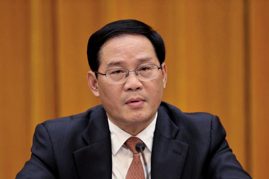 江派上海幫三大員被調離 習前大秘李強整肅滬高層