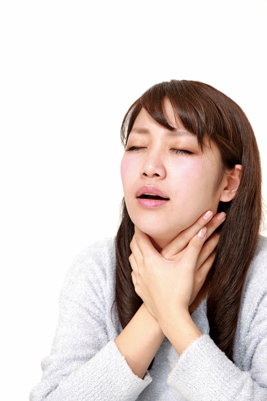 感覺吸不到空氣 竟是甲狀腺腫