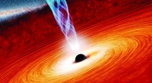 黑洞:通往另一宇宙入口?
