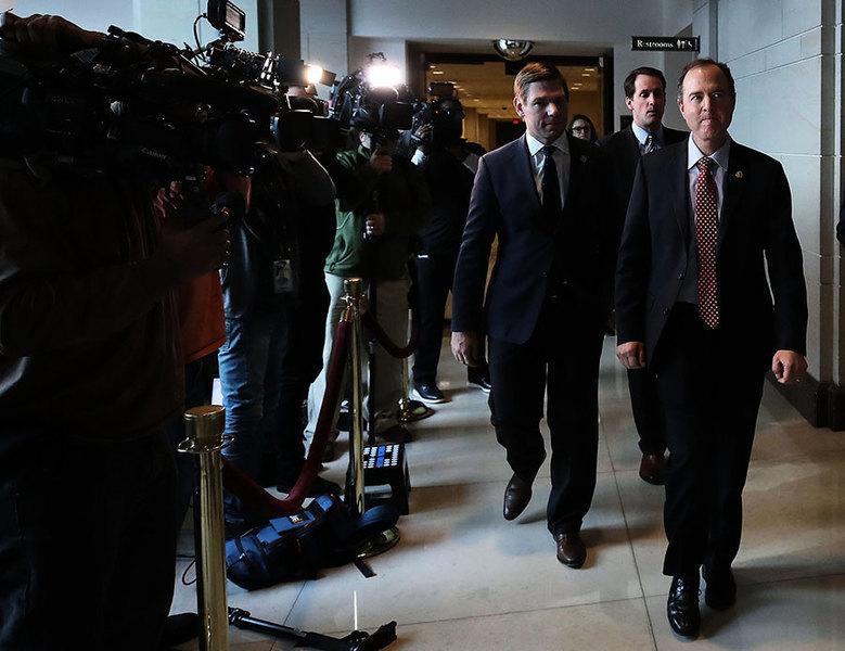 美眾院同意公開民主黨備忘錄 特朗普五天內決定