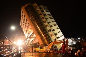 台花蓮強震10死272人傷 失蹤人數降至7人
