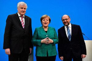默克爾重大讓步 德國新政府組閣達協議