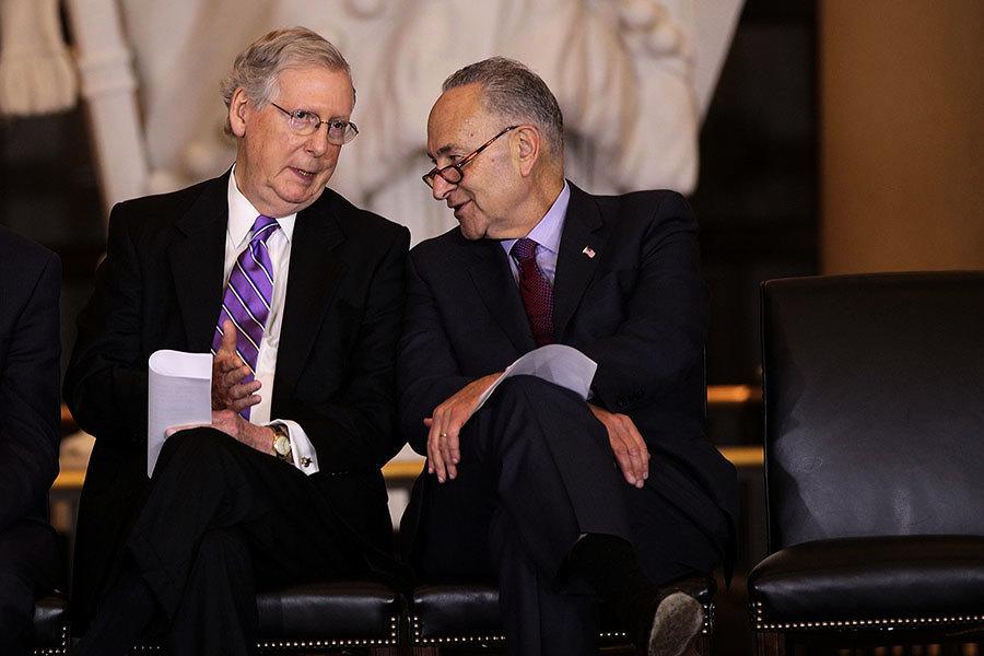 移民改革暫擺一邊 美參院達成兩年預算協議