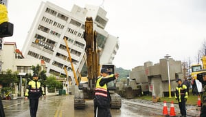 台花蓮強震10死272人傷