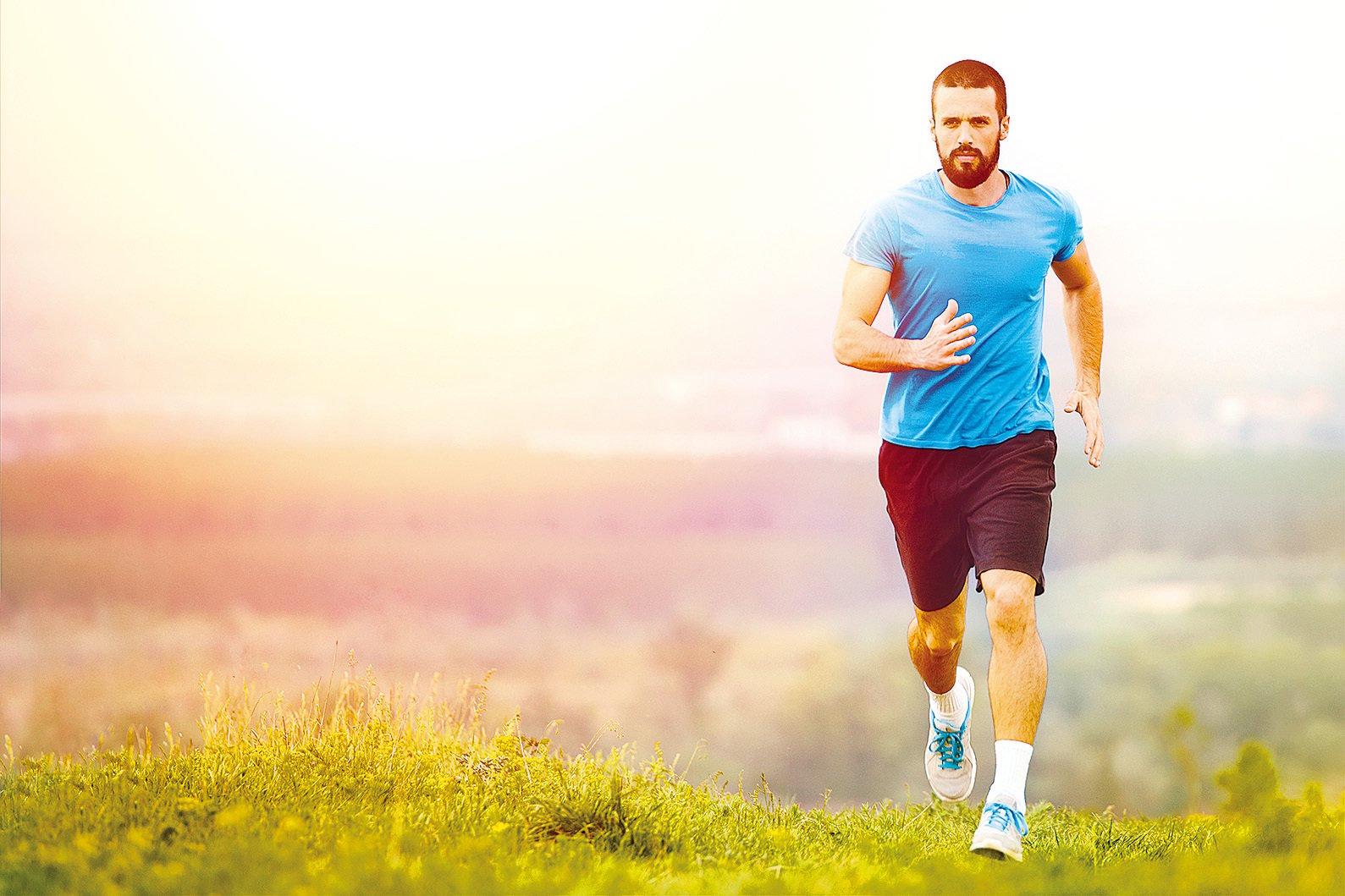 有規矩的運動可防治三高。(Shutterstock)