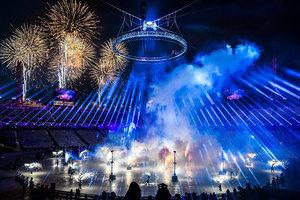 平昌冬奧會盛大開幕 彰顯韓國民族文化