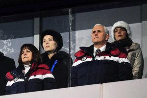 冬奧會 彭斯提醒世界小心北韓「魅惑攻勢」