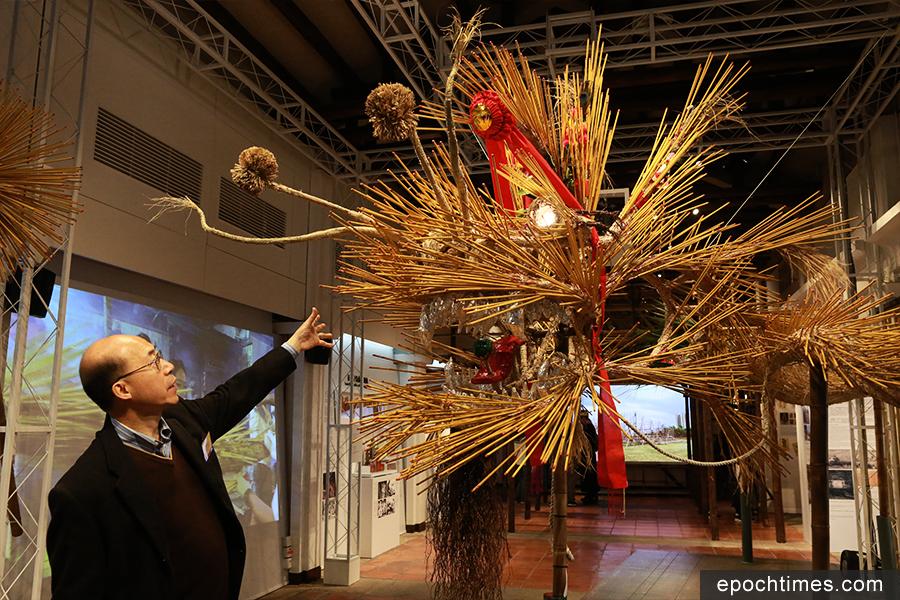 三棟屋博物館舉辦本地非遺代表作展覽