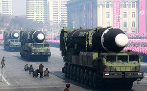 北韓閱兵展示導彈 專家看出關鍵弱點