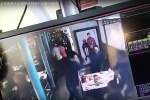 事發地近中南海 目擊者談北京砍人案細節