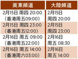 新唐人將播出2018全球華人新年晚會