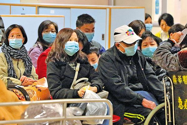 流感三日奪19命今年159亡