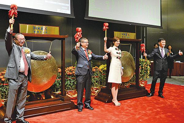 四新股上市 彌明百貨升3.7%