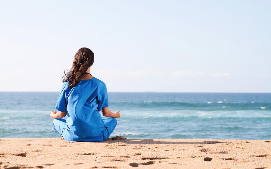 正念覺知與冥想打坐的區別在哪?