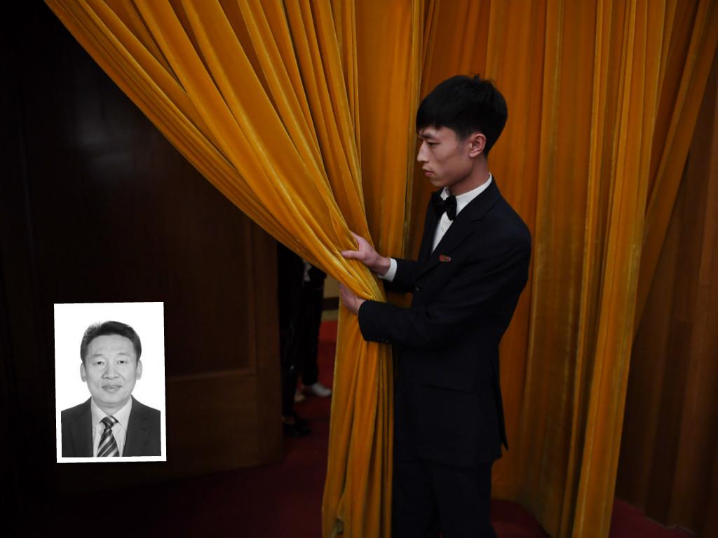 近期,劉君(黑白圖)等三名廣西前政協副主席接連落馬。(Getty Images/大纪元合成)