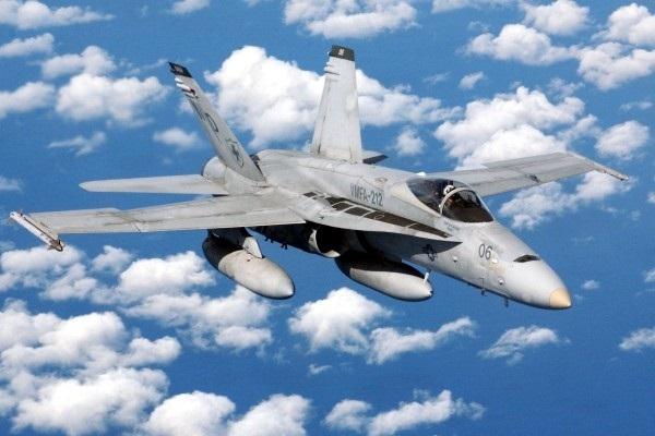 傳台灣將向美買F-18戰機 提升台海空域優勢