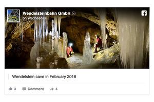 罕見!德國海拔1711米的山洞暗藏「水晶宮」