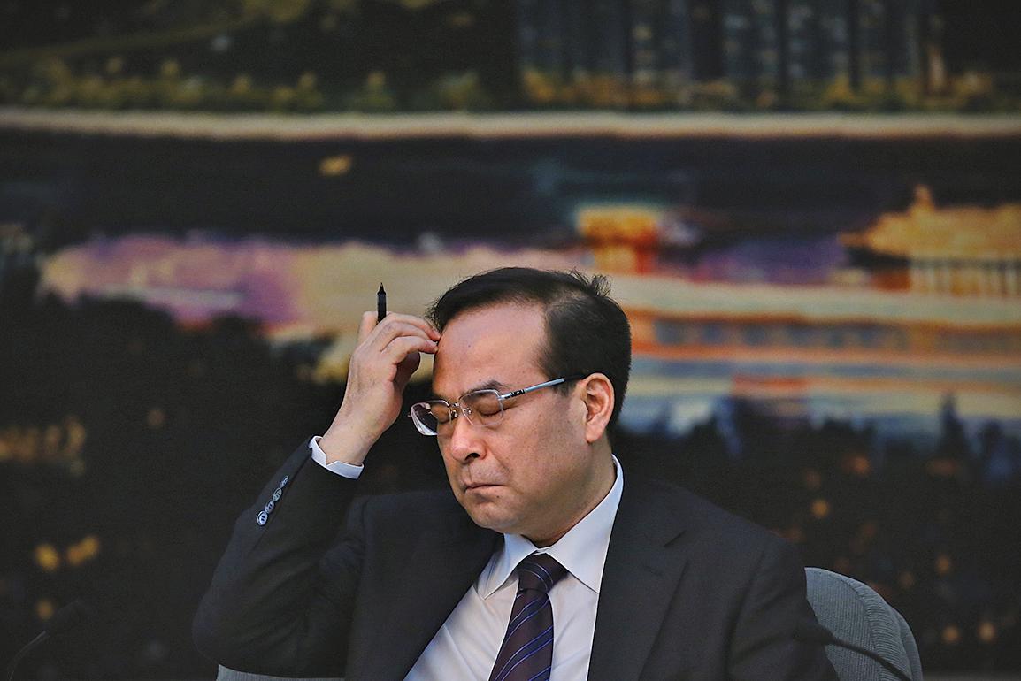近日,中共前政治局委員、前重慶市委書記孫政才被提起公訴。(Getty Images)
