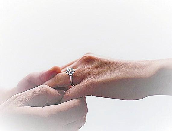 苟芸慧接受了男友陸漢洋的求婚,覺得幸福。(資料圖片)