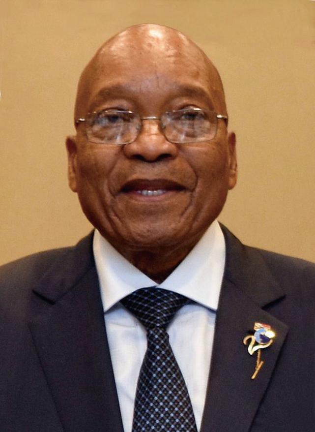 南非總統祖馬遭罷免被要求兩天內下台