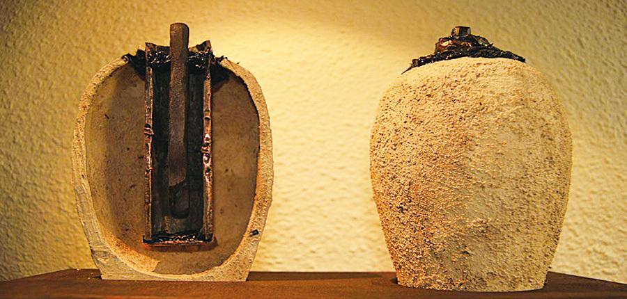 傳說中的地球歷史與奧秘(二) 巴格達電池之謎