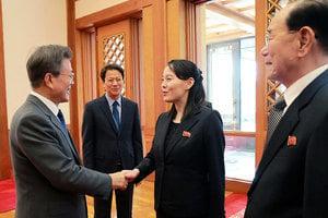 日專家解讀金與正訪韓之旅 笑臉裝出來的?