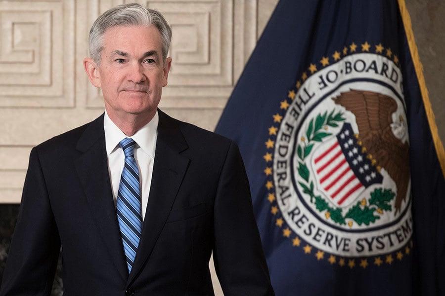 美聯儲新任主席演說 給市場吃「定心丸」