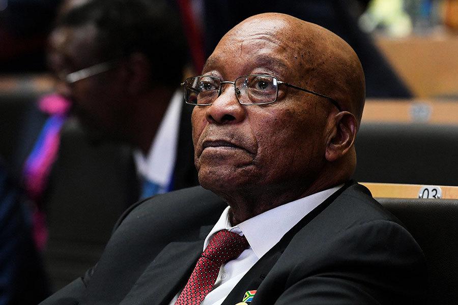 南非總統祖馬遭罷免 被要求48小時內下台
