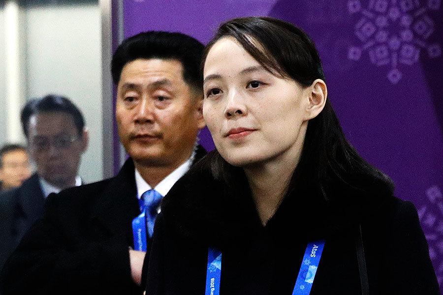 【新聞看點】「陰陽臉」金與正 北韓另一面目