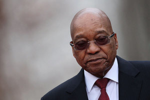 南非總統祖馬辭職 警方搜查涉貪案核心家族