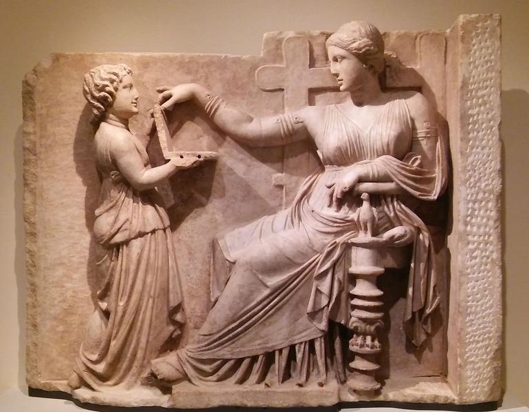 大都會藝術博物館 希臘化時期藝術富麗登場
