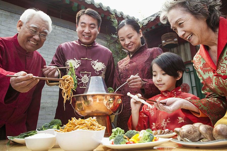 5000年的中華民族源遠流長,民族文化博大精深,民俗風情色彩斑斕。(Fotolia)