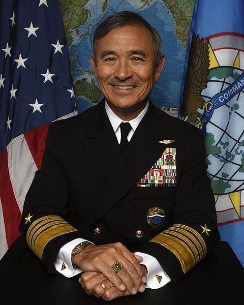 美國太平洋司令哈里斯。(圖取自維基共享資源,版權屬公眾領域)