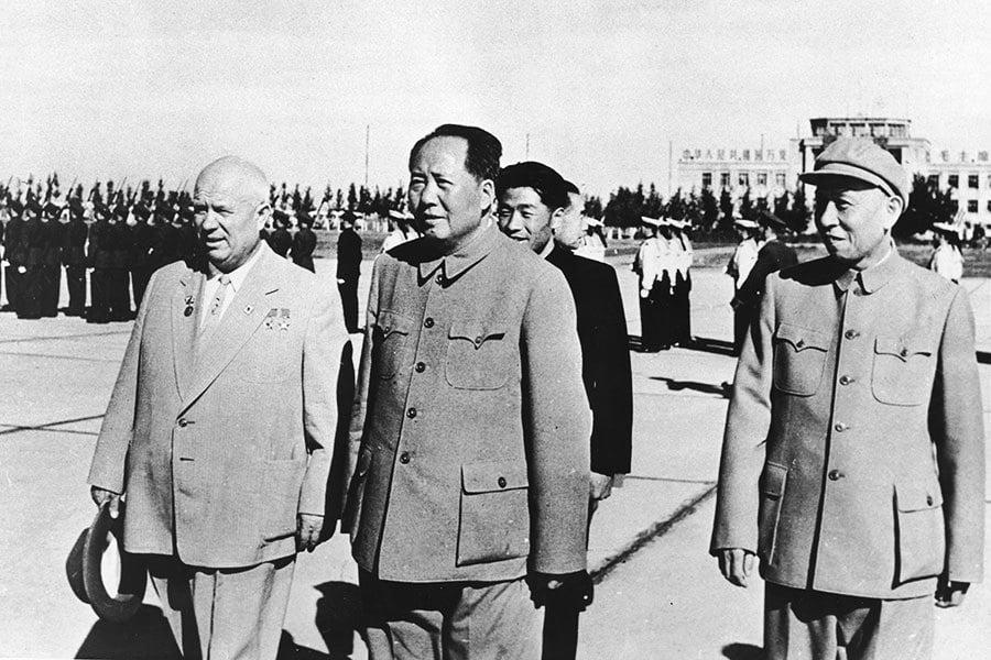 劉少奇毛澤東分道揚鑣內幕被曝光