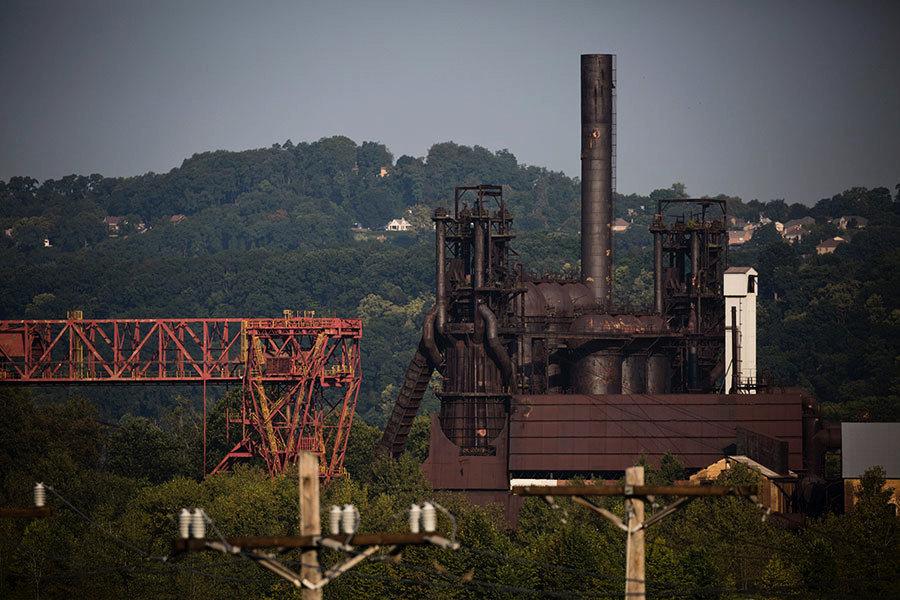 美公佈鋼鋁材國安報告 指中共威脅最大